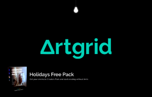 Artgrid Black Friday