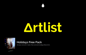 Artlist Black Friday