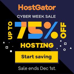 HostGator Black Friday 3