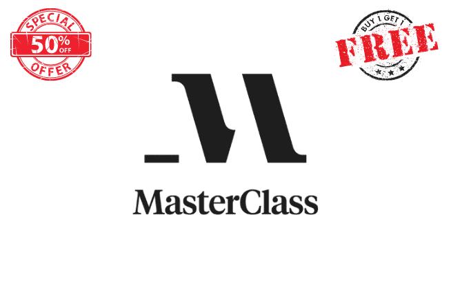 MasterClass Black Friday