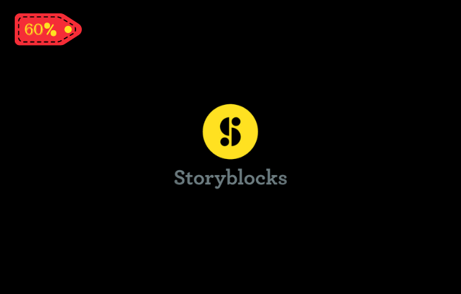 Storyblocks Black Friday