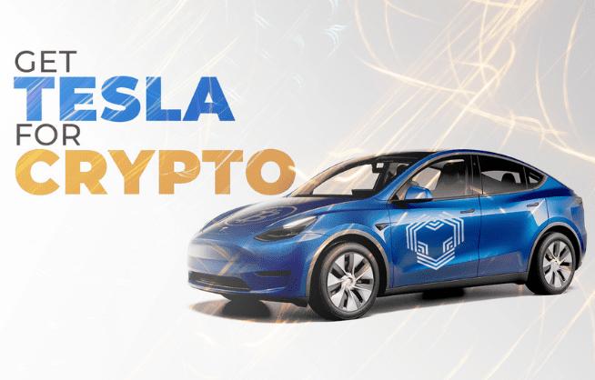 Win a Tesla