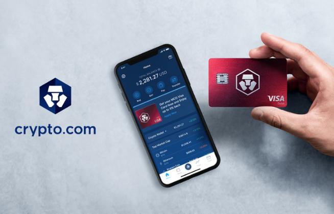 Crypto.com Referral Code 3