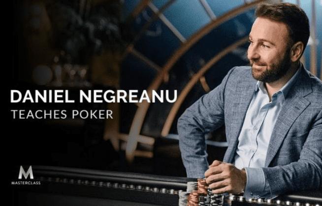Daniel Negreanu MasterClass