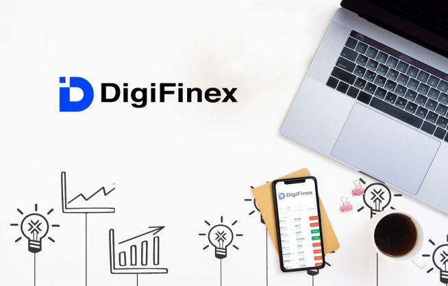 DigiFinex Referral Code 3