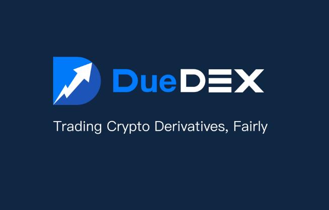DueDEX Invite Code
