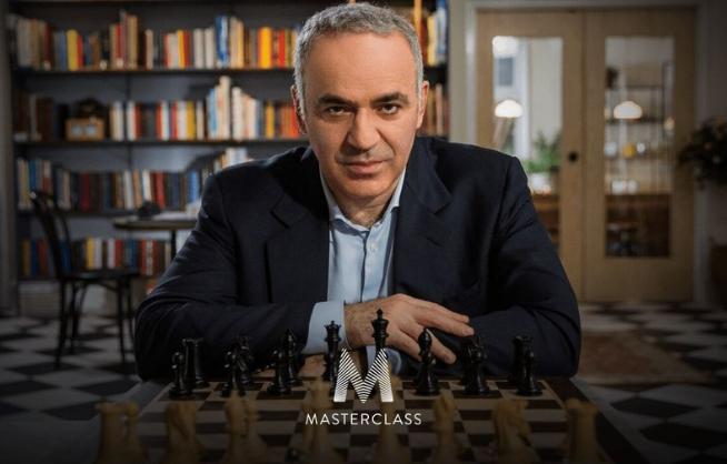 Garry Kasparov MasterClass 4