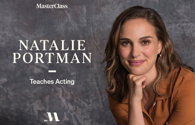 Natalie Portman MasterClass 3