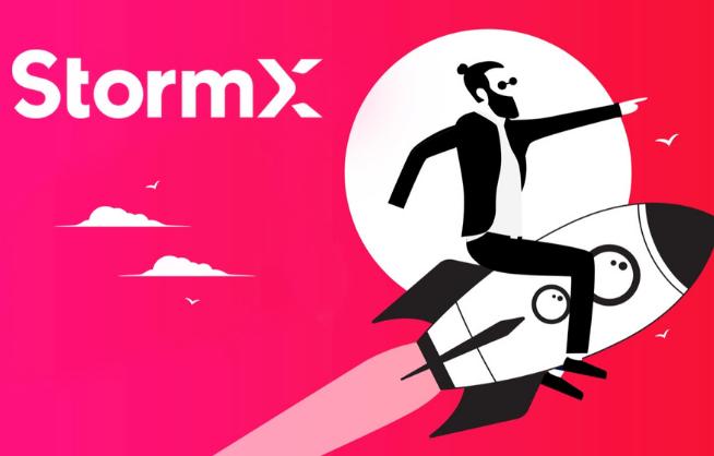 StormX Referral Code