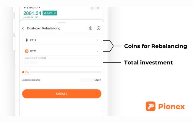 Crypto Rebalancing