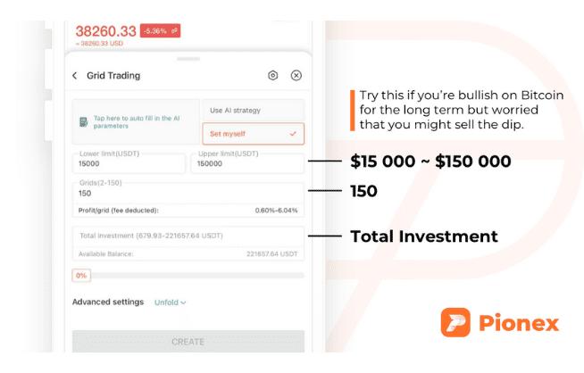 Pionex Grid Trading Bot 2